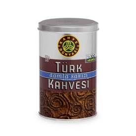 KAHVE DUNYASI MASTIC GUM TURKISH COFFEE