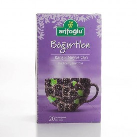 ARIFOGLU Filtering Blackberry Bag 20 pcs