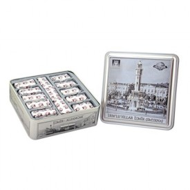 Tariş Smyrna Metal Box Fig 1Kg