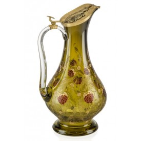 PASABAHCE Jug of Ashura with Pomegranate