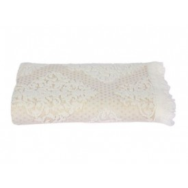 OZDILEK Delfino Bath Towel Cream 100x150