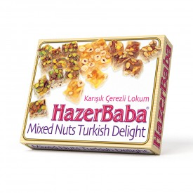 Hazer Baba Turkish Delight