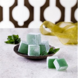 HAFIZ MUSTAFA Mint Plain Turkish Delight